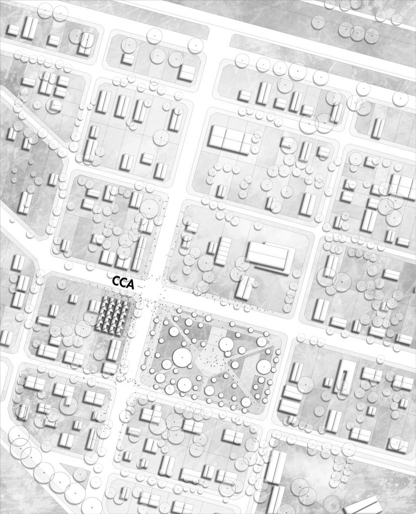 Anelo plotplan - Metha Arquitectos