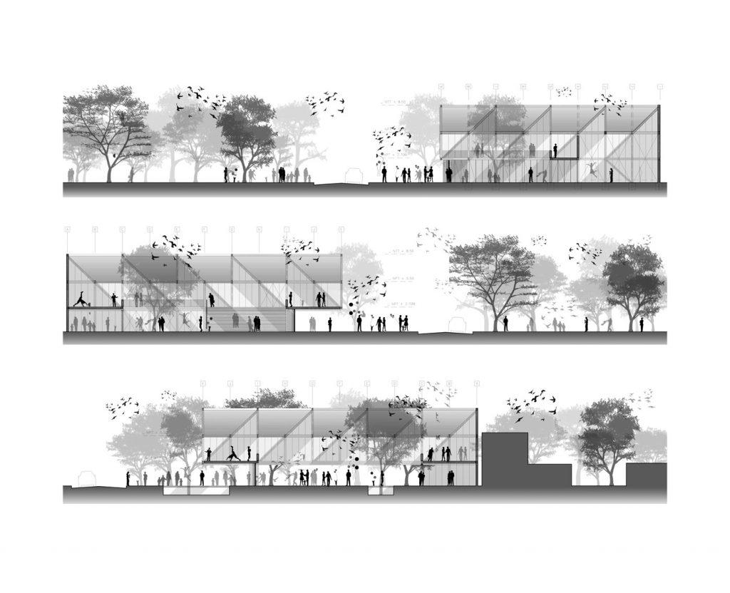 Anelo secciones - Metha Arquitectos