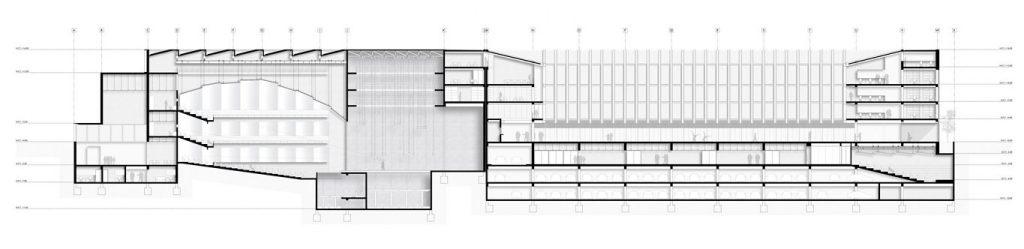 Ayni seccion - Metha Arquitectos