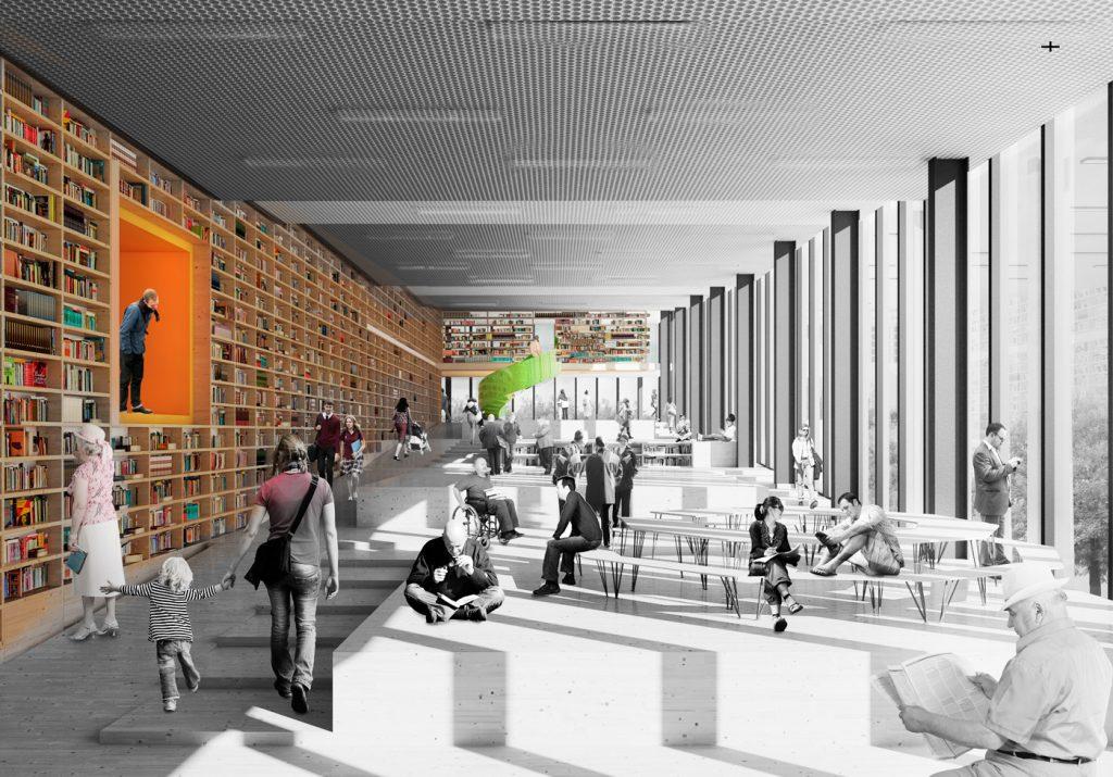 Varna biblioteca - Metha Arquitectos