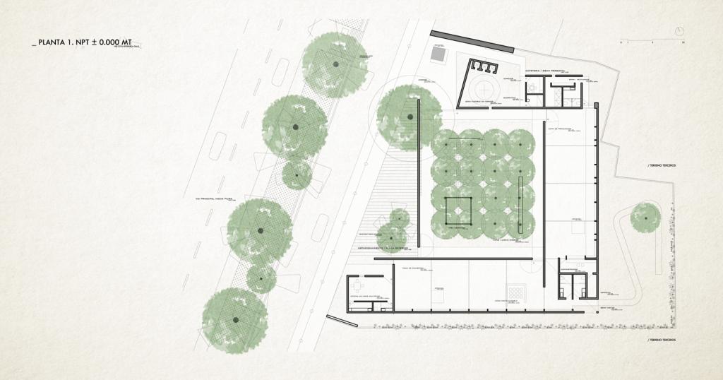 Casa planta - Metha Arquitectos