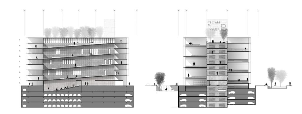 Varna secciones - Metha Arquitectos