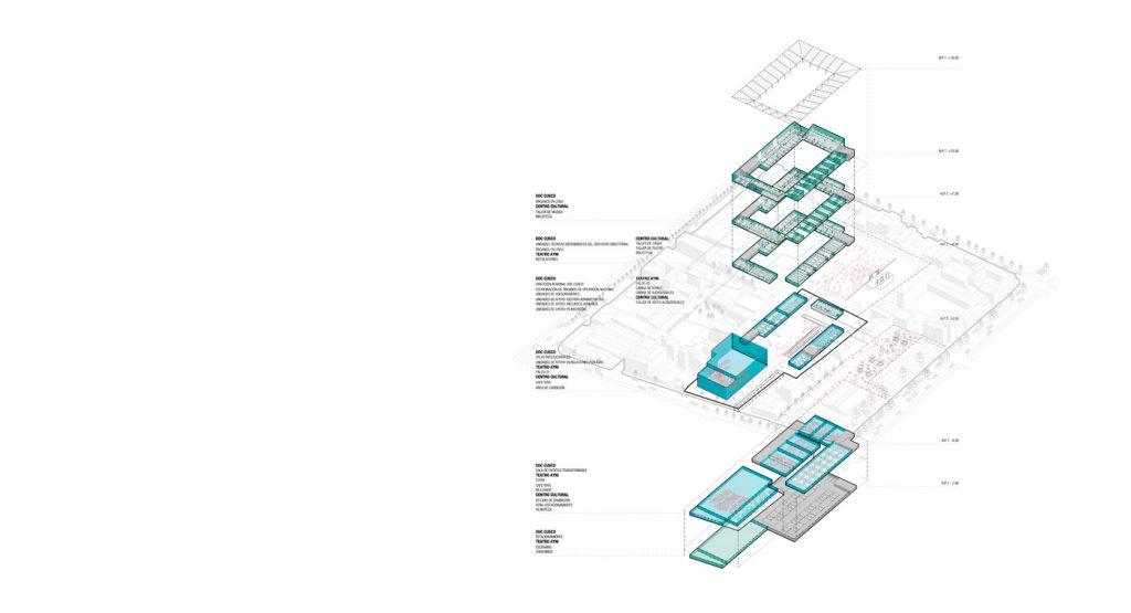 Ayni Layering - Metha Arquitectos