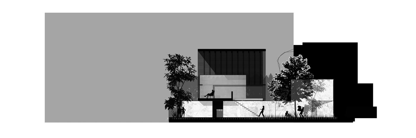 Oxapampa seccion general - Metha Arquitectos