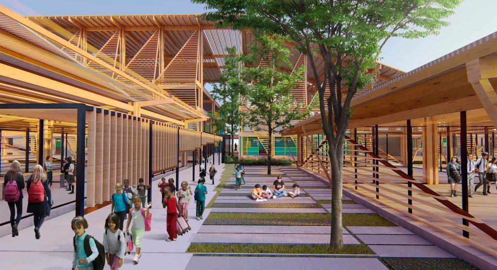 Ciudad espacio - Educativo pedagogia 1 - Metha Arquitectos