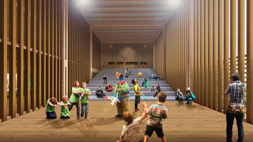 Ciudad espacio - Educativo pedagogia 2 - Metha Arquitectos