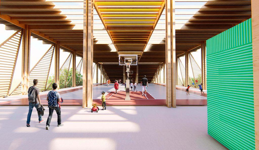 Ciudad espacio - Educativo pedagogia 3 - Metha Arquitectos